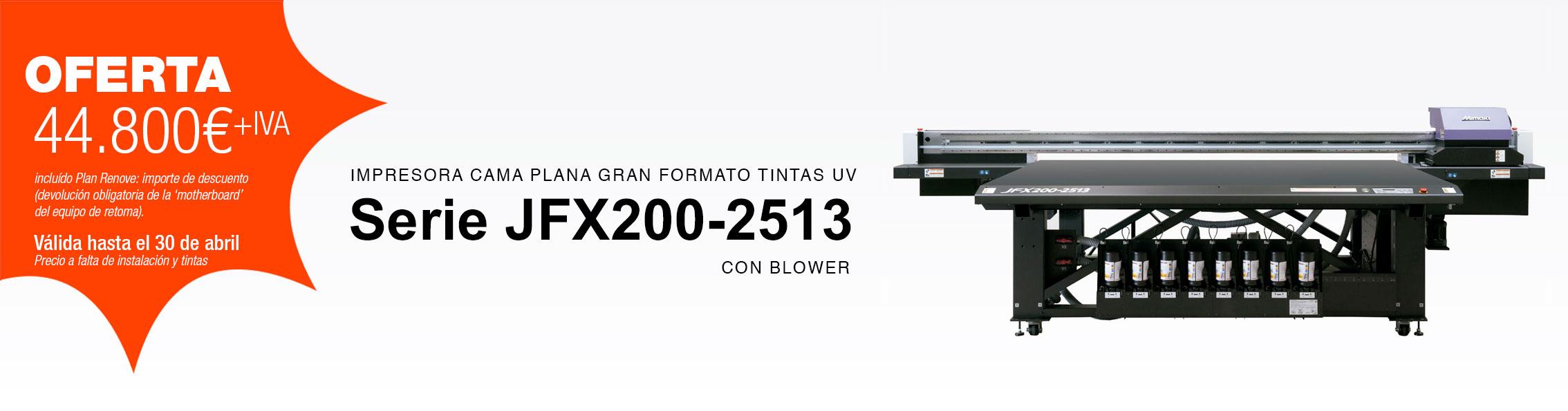 OFERTAS-JFX200-2513CB