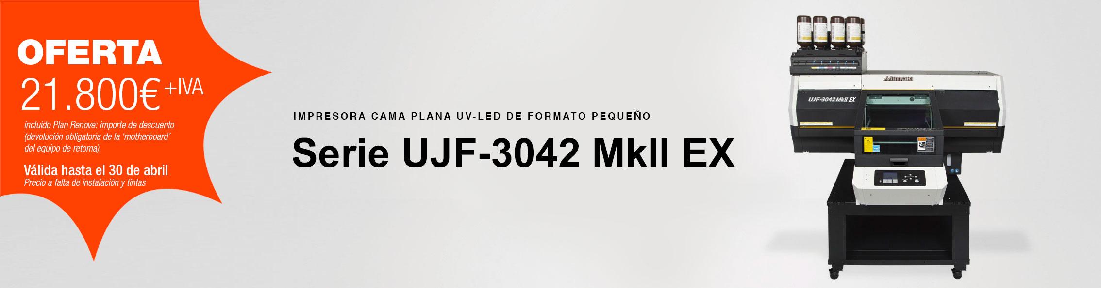 OFERTAS-UJF3042-MKII-EX